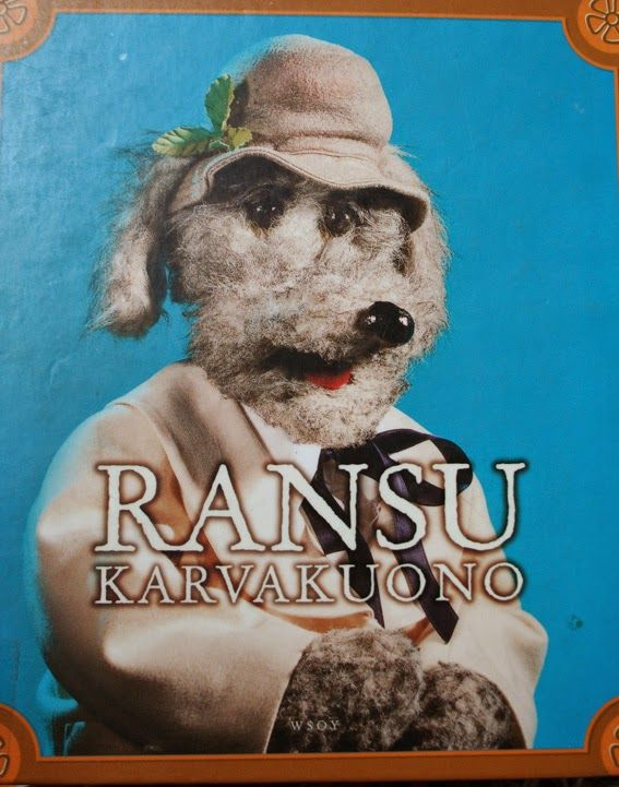 Finnish culture through children's books: Ransu