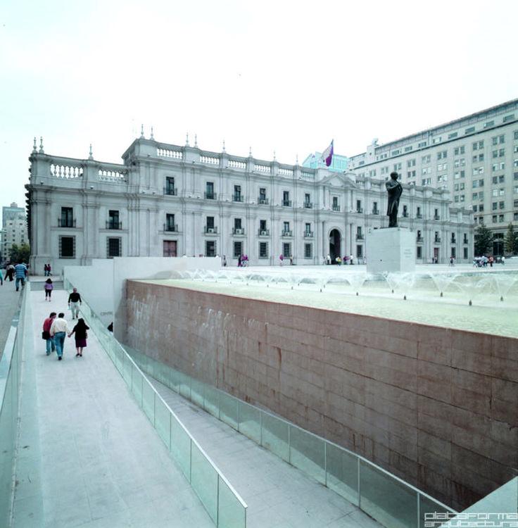 Galería - Centro Cultural Palacio La Moneda – Plaza de la Ciudadanía / Undurraga Devés Arquitectos / Undurraga Devés Arquitectos - 5