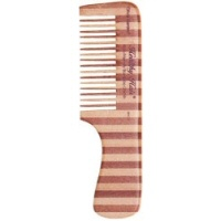 Healthy Hair Eco-Friendly Bamboo Handle Comb