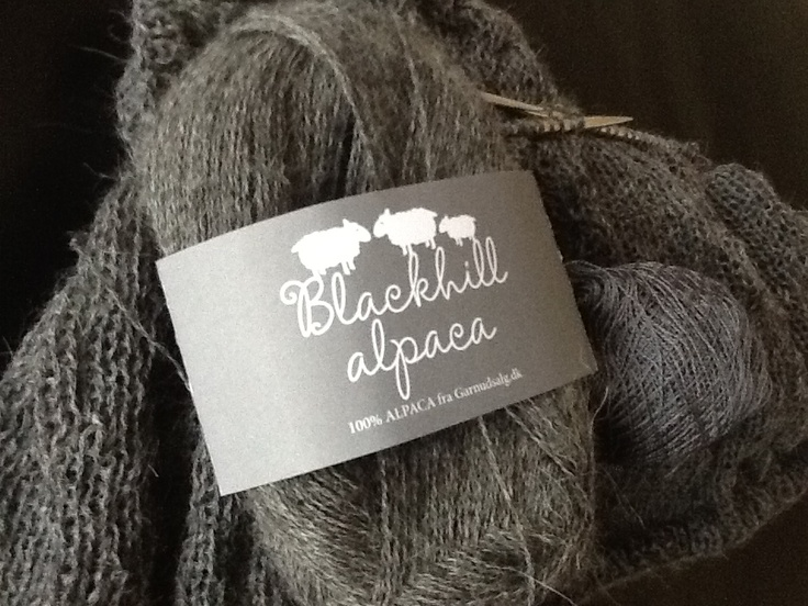 Lovely yarn for my tunic.