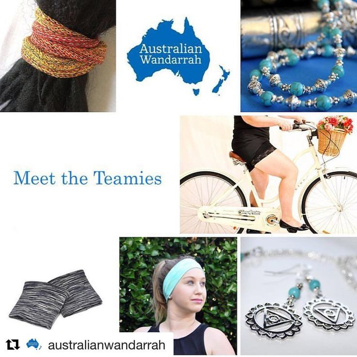 """1 Likes, 2 Comments - Bead Inspired (@beadinspired) on Instagram: """"Meet the @australianwandarrah Teamis this week: Melody @my_vardo sells bohemian style jewellery and…"""""""