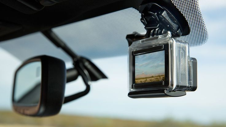 New Toyota Tacomas will come GoPro-ready