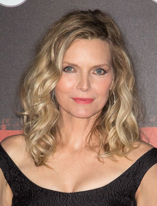 The Best Curly Hairstyles for Women Over 50: Michelle Pfeiffer