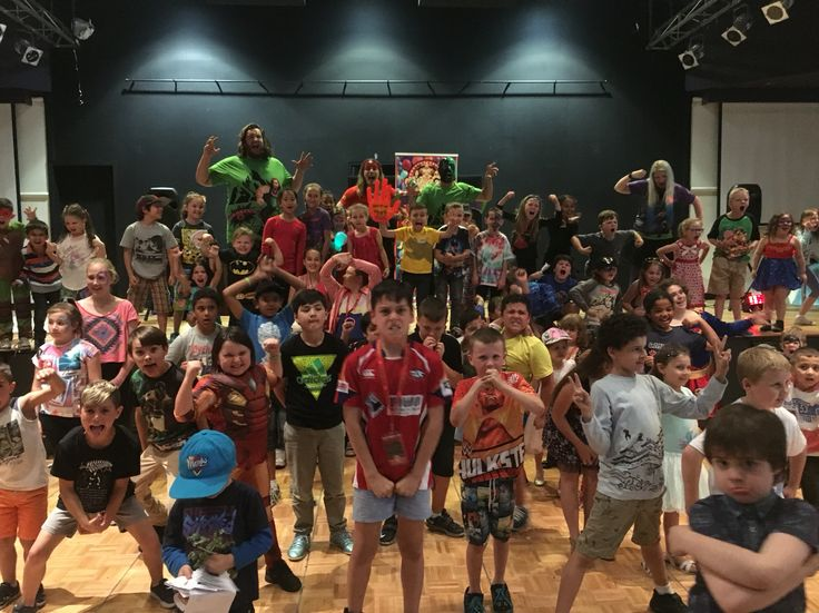 Thanks everyone who came down to our School Holiday Disco Party at Wests Leagues Club today. We hope you guys had a SLAMMING time!! We will announce how much was raised from this event for The Kids of Macarthur Health Foundation as soon as possible  To have the Super Wrestling Heroes be a part of your next function or event visit www.superwrestlingheroes.com.au ARE YOU READY TO PARTY?! #superwrestlingheroes #kidsofmacarthurhealthfoundation #macarthur #leumeah #schoolholidays #discoparty…