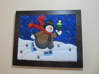 cuadros navideños