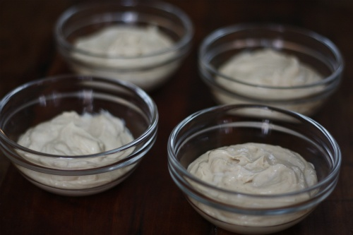 Homemade frosty paws recipe