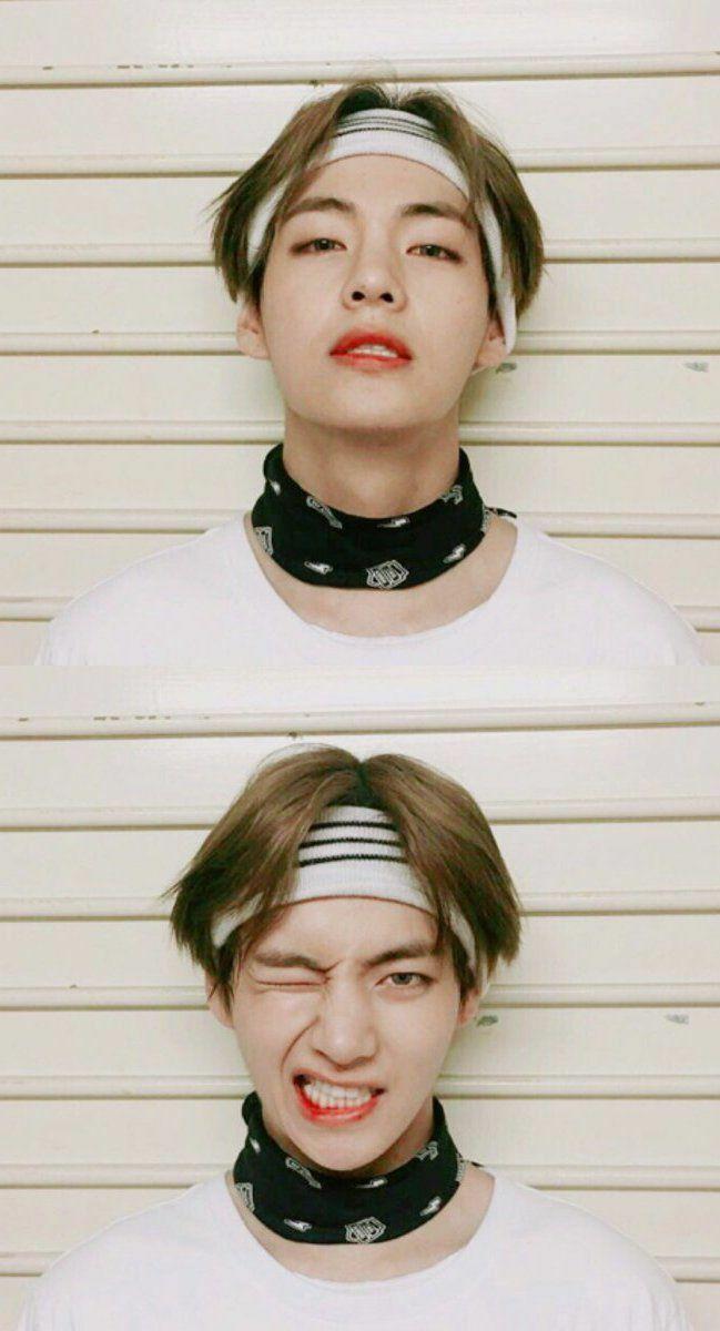 Nc Kpop Idol Taehyung Choker Necklace Dna