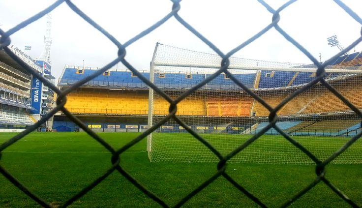 [FOTOS] #Boca Juniors: La pasión que se vive en #LaBombonera y en el museo