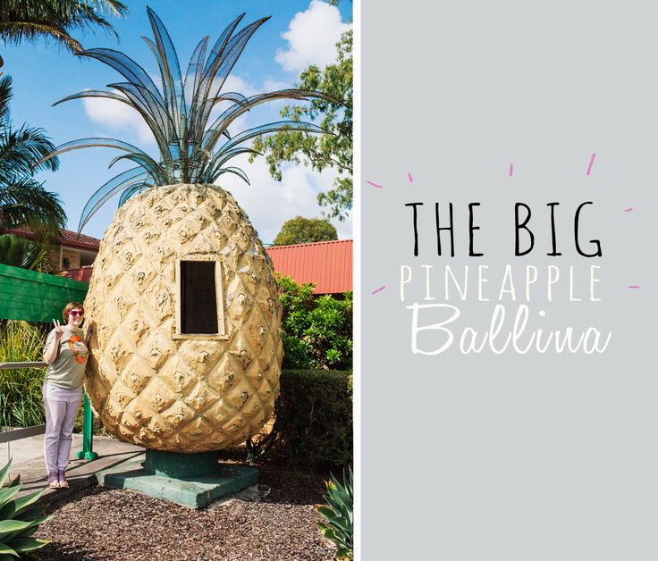 Big Pineapple, Ballina  NSW