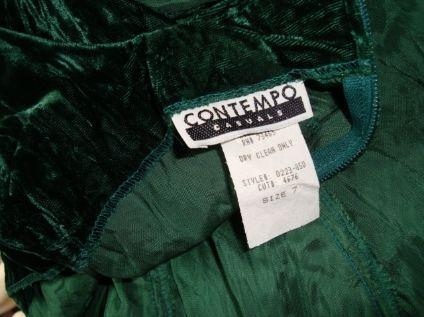 Contempo clothing store