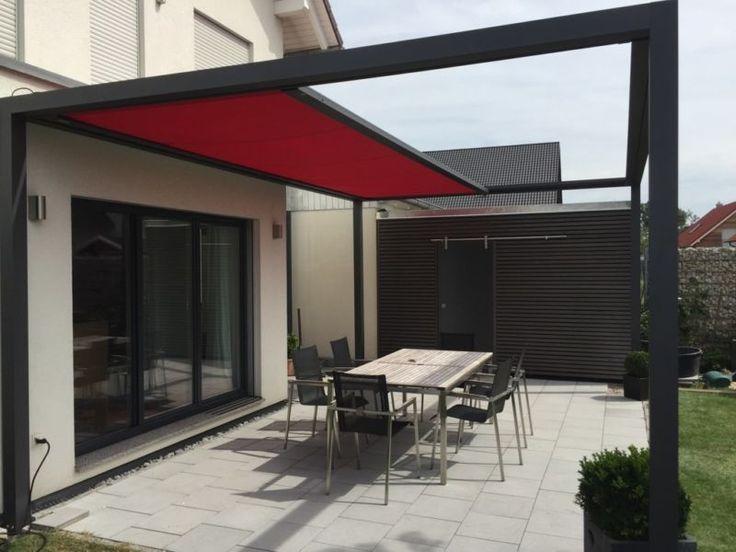 premium alu terrassen berdachung markisen und. Black Bedroom Furniture Sets. Home Design Ideas