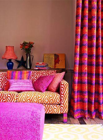 Prestigious Textiles -  Rocco Fabric Collection -