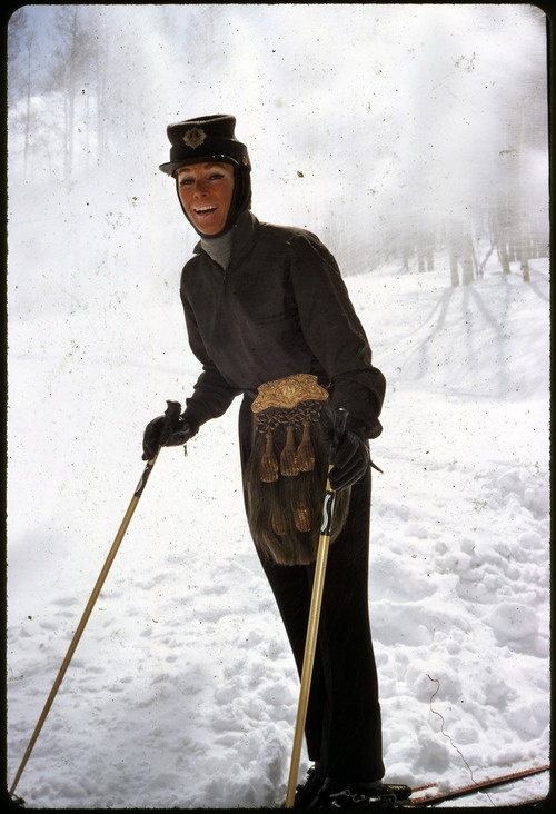 17 Best images about Old School Skiing on Pinterest | Ski fashion Luggage labels and Skiing
