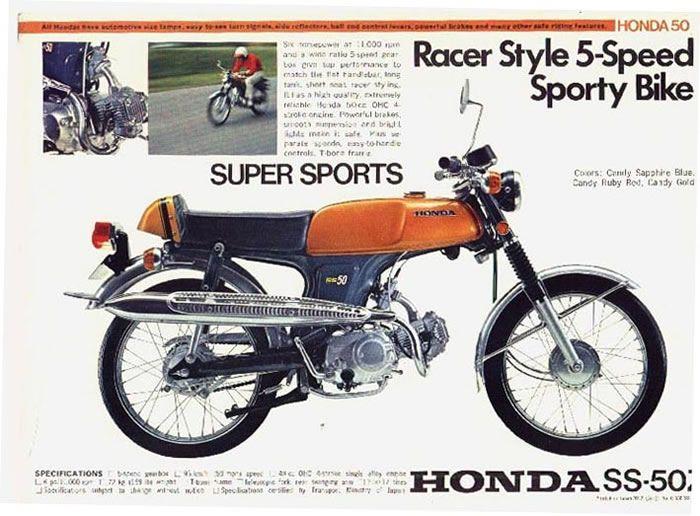 Photo Honda Z Anno 1973 De Lalbum Catalogues