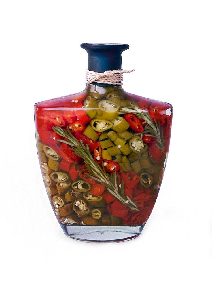 17 Best Images About Infused Vinegar Bottles On Pinterest