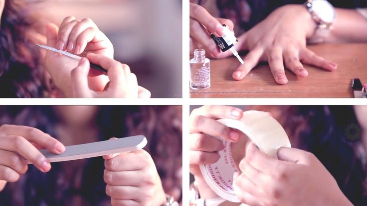 Nail Care Tips - 9 Do's And Don'ts For Stronger & Prettier Nails - Glamrs