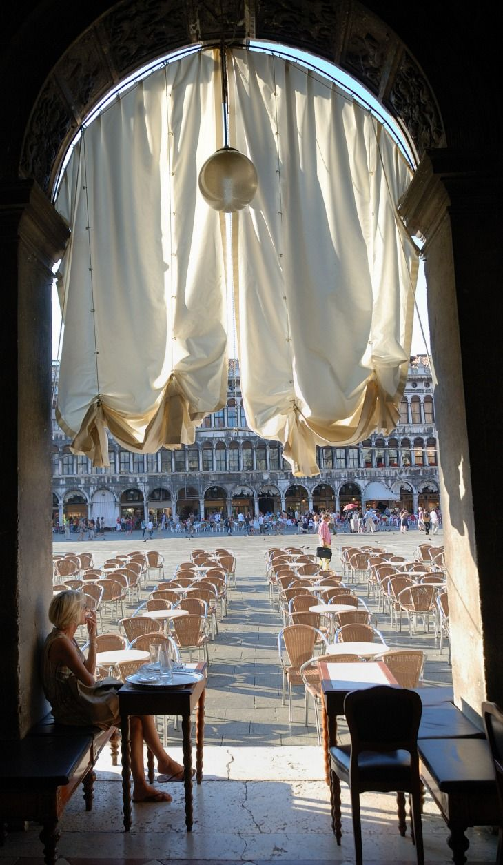 *Cafe Florian, Venice, Italy