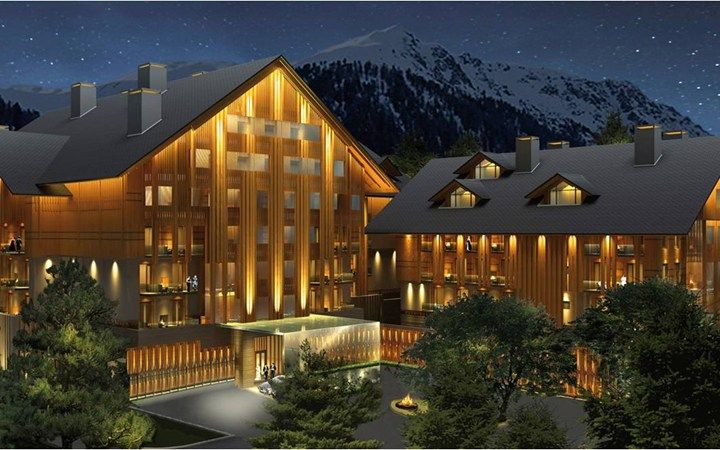 The Chedi Andermatt #Andermatt #Switzerland #Luxury #Travel #Hotels #TheChediAndermatt