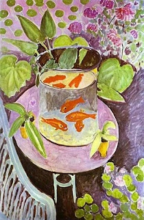 Red Fish 1911--Henri Matisse