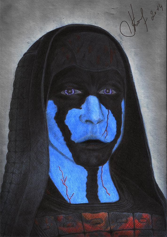 Ronan The Accuser by Julvil.deviantart.com on @deviantART #Ronan #Ronantheaccuser #leepace #guardiansofthegalaxy