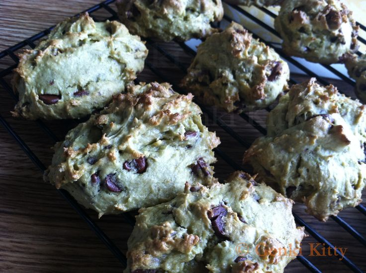 Avocado Chocolate Chip Cookies Recipe Vegan
