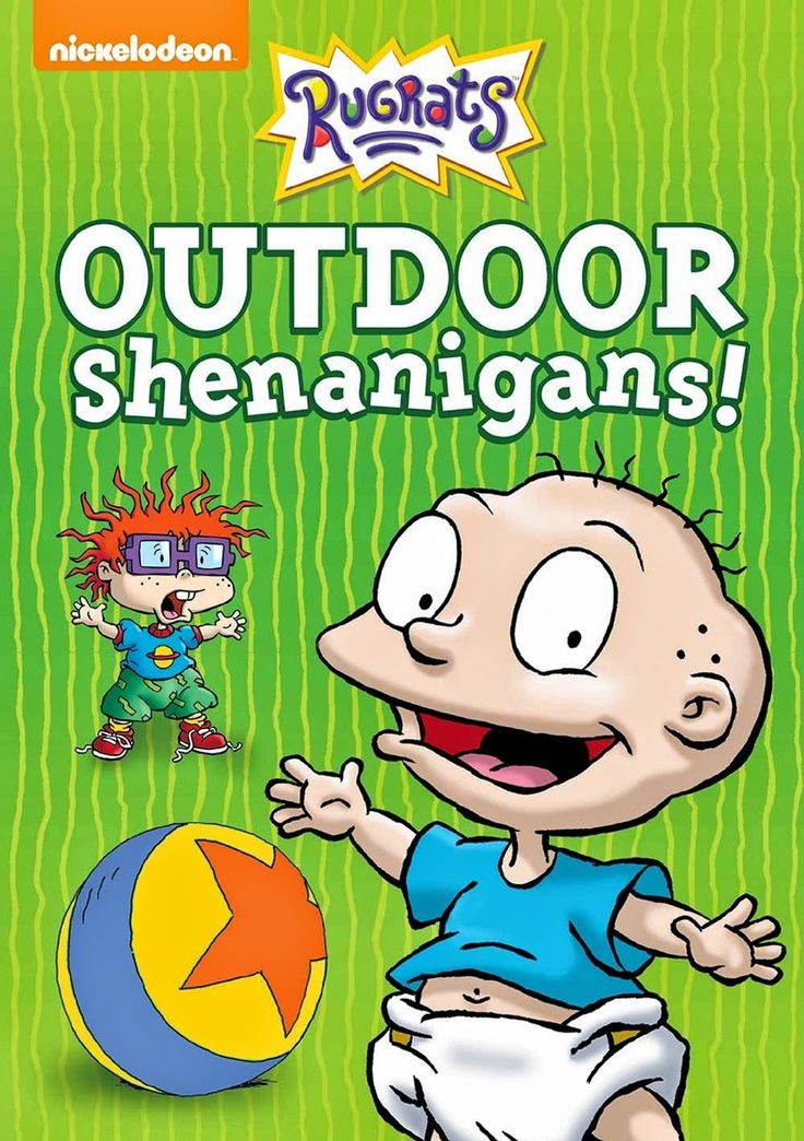 NICKELODEON CELEBRATES FAN FAVORITE CHARACTERS WITH FOUR ALL-NEW DVD TITLES!