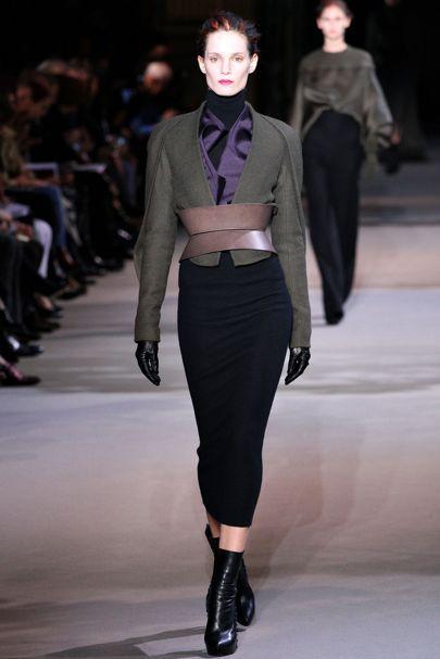 Haider Ackermann Autumn/Winter 2012 Ready-To-Wear Collection   British Vogue
