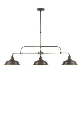 Buy Oxford 3 Light Linear Pendant from the Next UK online shop