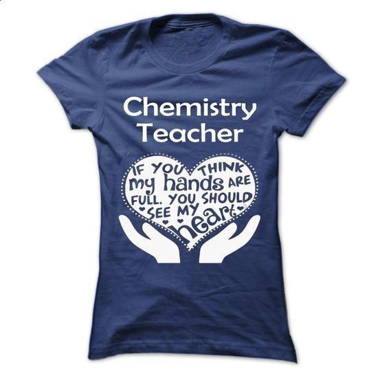 Chemistry Teacher #tee #clothing. ORDER HERE => https://www.sunfrog.com/No-Category/Chemistry-Teacher--72631283-Ladies.html?60505