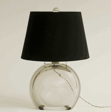 Alba Lamp - contemporary - table lamps - Donghia