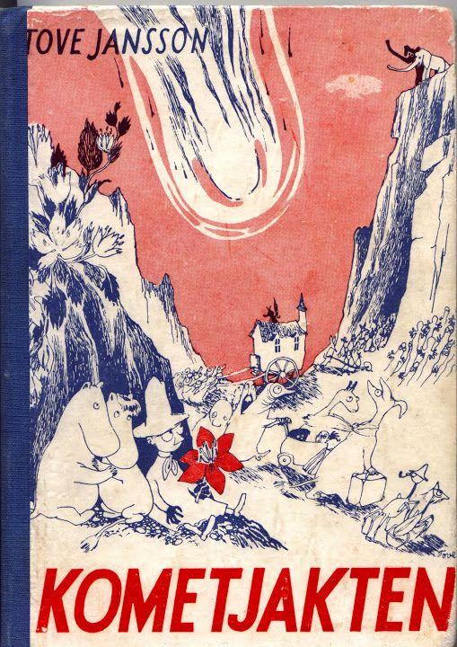 Kometjakten - Tove Jansson