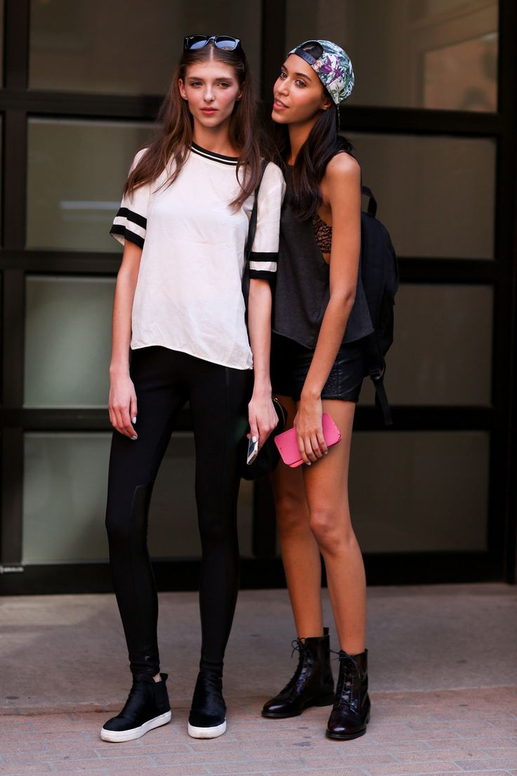 New York Fashion Week Spring 2015 Models Pictures Nyc The Streets And Spring 2015