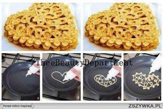 Tortitas de diseño.