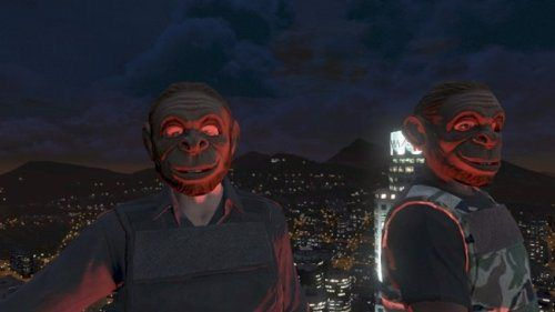 30 Grand Theft Auto 5 Funny Selfies - Funny Gallery