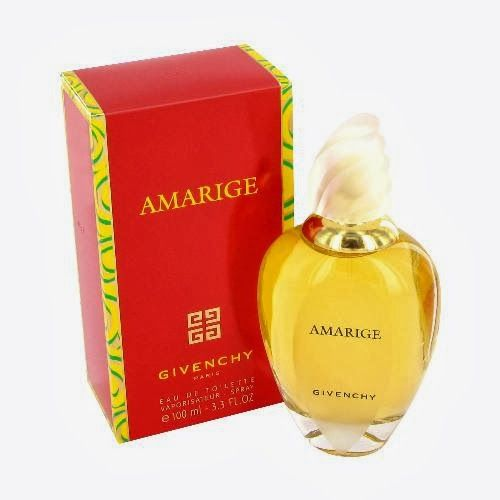 Beauty and the Mist - everything about beauty: Popular fragrances of 2014 Amarige by Givenchy
