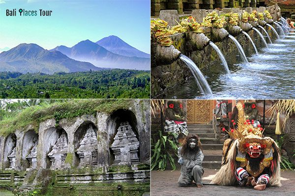 Bali Kintamani Volcano Day Tour to See Mount Batur & Lake View