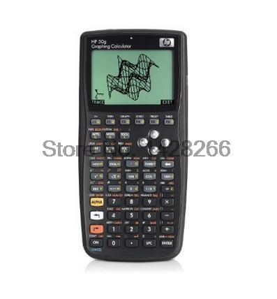 2016 Hot Sale Calculator Graphic Office Led Free Shipping Hp-50g Hp Graphing Calculator Ap/sat/ib/act Examination