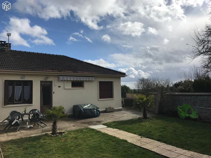 Maison / Villa à vendre à Janville 3 pièces 68m² vente entre particuliers