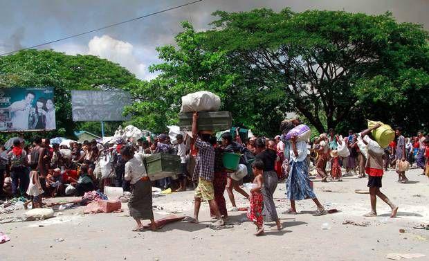 PBB: Bentuk tim pencari fakta independen di Myanmar!
