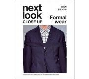 next look CLOSE UP Men Formal wear SS18