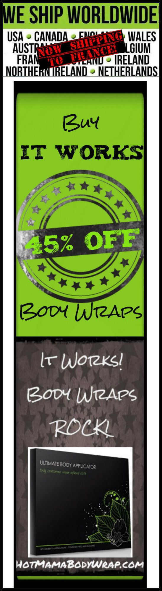 27 best do it yourself body wraps it works body wraps images on it works skinny wraps are simple and do it yourself body wraps that help to tighten and tone your skin you can put them anywhere and they work wonders solutioingenieria Images