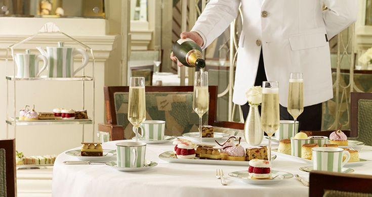 Afternoon Tea στο Claridge's