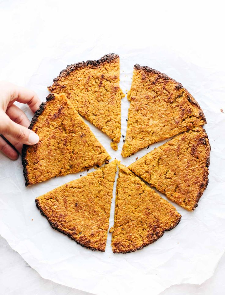 3 ingredient sweet potato pizza crust - all you need is sweet potatoes, rolled…