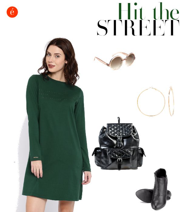 Sassy Casual Street Style Make your casual style statement with this relaxed look.