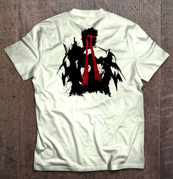 Street Fighter - Evil Ryu T Shirt