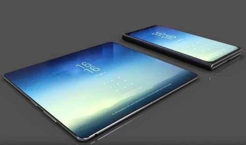 Samsung Galaxy X ne Arata un Telefon pe care ar Trebui sa se Gandeasca sa il faca si Apple (VIDEO)