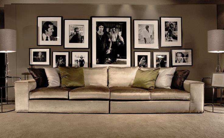 Belgium / Antwerpen / Show Room / Living Room / Ron Galella / Eric Kuster…