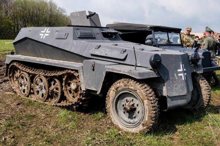 Afbeeldingsresultaat voor leichter schützenpanzerwagen sd.kfz.250
