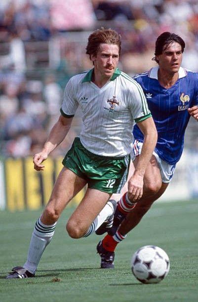 John McClelland Northern Ireland 1982