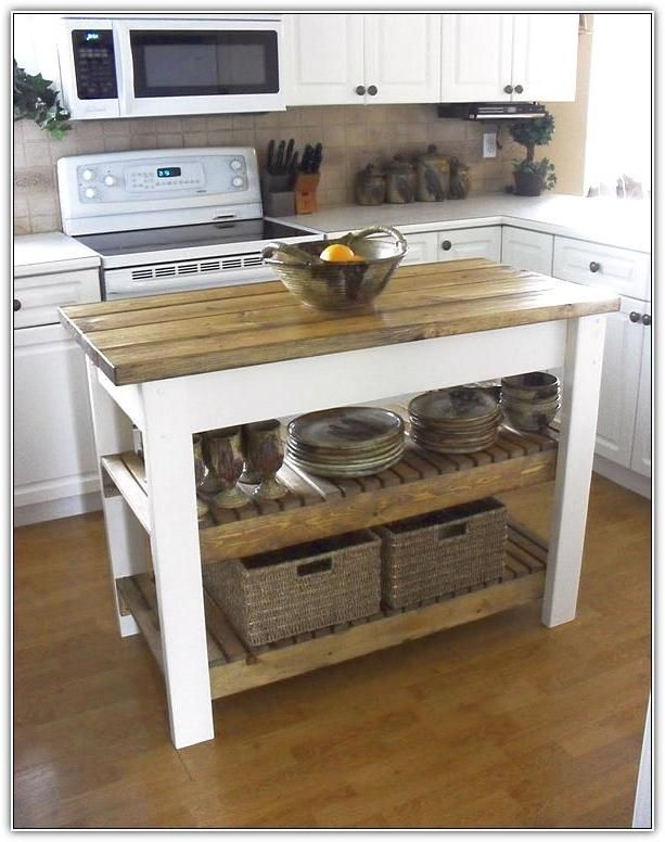 Portable Table Top Small Kitchen Unit